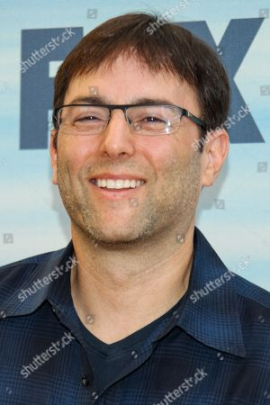 Stock Image of Mark Goffman attends the 2014 FOX Fall Eco-Casino party at The Bungalow on in Santa Monica, Calif