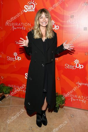 Rebecca Gayheart Dane attends the 13th Annual Inspiration Awards held at the Beverly Hilton Hotel, in Beverly Hills, Calif