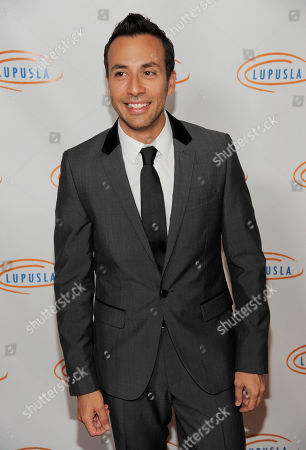 Howie D of the Backstreet Boys poses at the 13th Annual Lupus LA Orange Ball at the Beverly Wilshire Hotel on in Beverly Hills, Calif