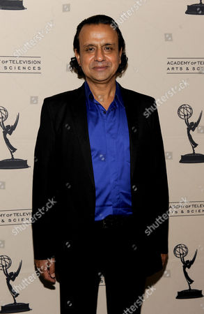 AUGUST 22: Actor Ajay Mehta arrives at the Academy of Television Arts & Sciences 'Performers Peer Group Reception' at the Sheraton Universal Hotel on in Universal City, California