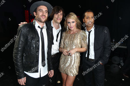 Editorial picture of 2012 VH1 Divas Insider, Los Angeles, USA