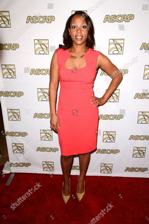 Nicole George-Middleton, Vice President of ASCAP Rhythm & Soul/Urban Membership arrives at the 26th Annual ASCAP Rhythm & Soul Music Awards, in Beverly Hills, Calif