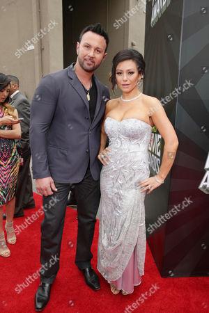 Editorial image of 2013 MTV Movie Awards - Red Carpet, Culver City, USA