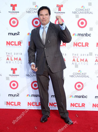 Stock Picture of Benito Martinez arrives at the NCLR ALMA Awards at the Pasadena Civic Auditorium, in Pasadena, Calif