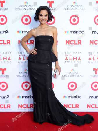 Editorial image of 2013 NCLR ALMA Awards - Arrivals, Pasadena, USA