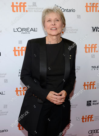 "Stock Image of Dr. Roberta Bondar arrives at the premiere of ""Gravity"" on day 4 of the Toronto International Film Festival at The Princess of Wales Theatre, in Toronto"