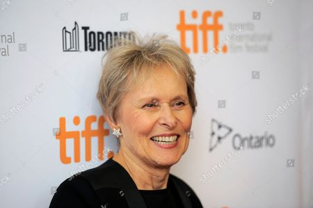 """Dr. Roberta Bondar arrives at the premiere of """"Gravity"""" on day 4 of the Toronto International Film Festival at The Princess of Wales Theatre, in Toronto"""