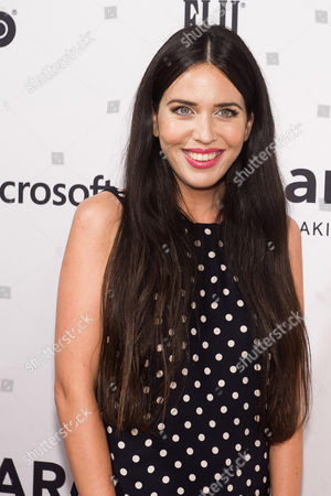 Diana Lado attends amfAR's fifth annual Inspiration Gala on in New York