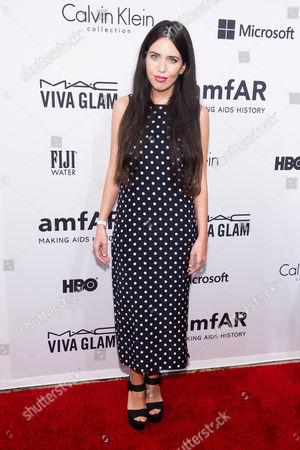 Editorial photo of 2014 amfAR Inspiration Gala , New York, USA
