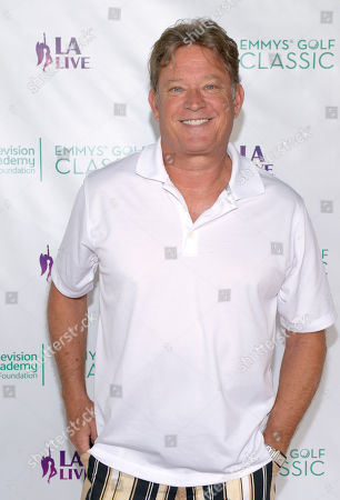 Chris Rich arrives at the 15th Emmys Golf Classic, presented by the Television Academy Foundation, at the Wilshire Country Club in Los Angeles