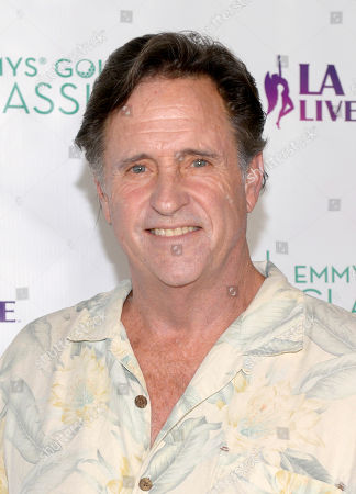 Robert Hays arrives at the 15th Emmys Golf Classic, presented by the Television Academy Foundation, at the Wilshire Country Club in Los Angeles