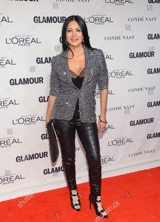 Stock Picture of Catherine Malandrino attends the 2014 Glamour Women of the Year Awards at Carnegie Hall, in New York