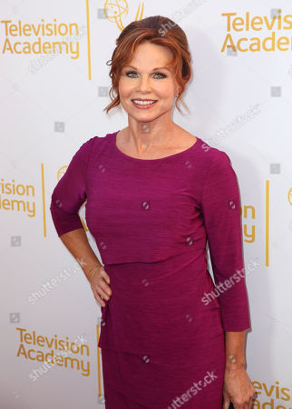 Patsy Pease arrives at the Television Academy's 66th Emmy Awards Performers Peer Group Celebration at the Montage Beverly Hills, in Beverly Hills, Calif