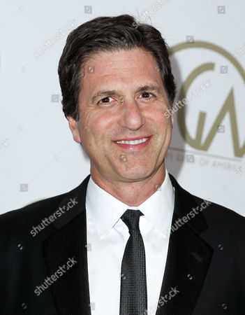Steve Levitan arrives at the 25th annual Producers Guild of America Awards at the Beverly Hilton Hotel in Beverly Hills, Calif. on
