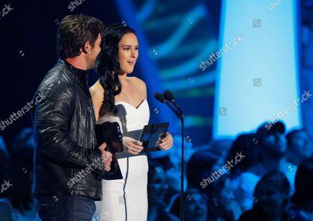 Editorial photo of 2015 CMT Music Awards - Show, Nashville, USA