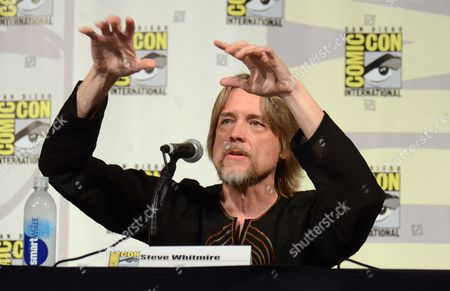"Steve Whitmire attends ""The Muppets"" panel on day 3 of Comic-Con International, in San Diego"