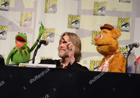 "Editorial image of 2015 Comic-Con - ""The Muppets"" Panel, San Diego, USA"