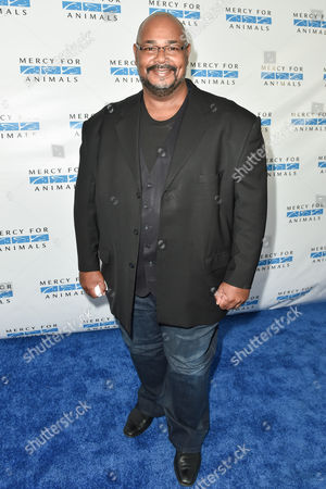 "Kevin Michael Richardson arrives at ""Mercy For Animals' Hidden Heroes Gala"" held at Unici Casa, in Culver City, Calif"