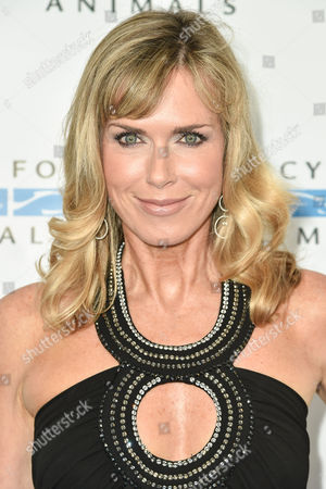 "Kathy Freston arrives at ""Mercy For Animals' Hidden Heroes Gala"" held at Unici Casa, in Culver City, Calif"