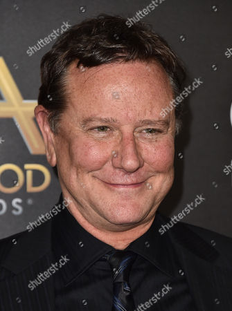 Judge Reinhold arrives at the Hollywood Film Awards at the Beverly Hilton Hotel, in Beverly Hills, Calif