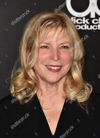 Candy Clark arrives at the Hollywood Film Awards at the Beverly Hilton Hotel, in Beverly Hills, Calif