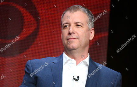 """Stock Photo of Creator/Executive Producer Tad Quill participates in the """"Angel from Hell"""" panel at the CBS Summer TCA Tour at the Beverly Hilton Hotel, in Beverly Hills, Calif"""