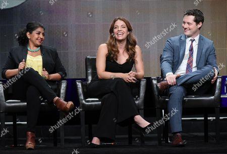 Editorial photo of 2015 Summer TCA - Disney/ABC, Beverly Hills, USA