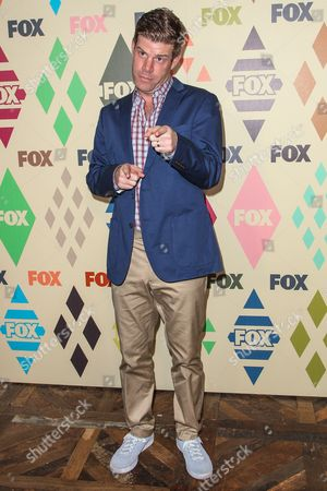 Stephen Rannazzisi attends the 2015 Summer TCA - Fox All-Star Party at Soho House on in Los Angeles