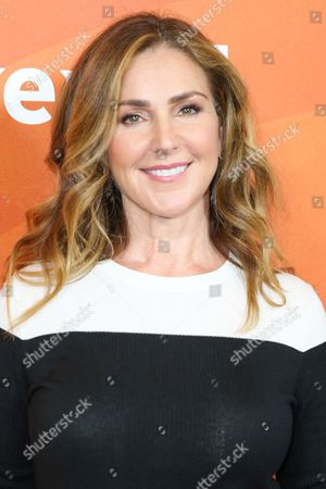 Peri Gilpin arrives at the NBCUniversal Television Critics Association Summer Tour at the Beverly Hilton Hotel, in Beverly Hills, Calif