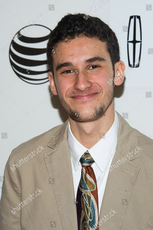 """Stock Photo of Ben Konigsberg attend the Tribeca Film Festival world premiere of """"Anesthesia"""" at the BMCC Tribeca Performing Arts Center, in New York"""