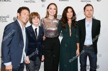 "Editorial image of 2015 Tribeca Film Festival - ""Meadowland"" Premiere, New York, USA"