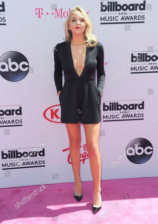 Editorial photo of 2016 Billboard Music Awards - Arrivals, Las Vegas, USA