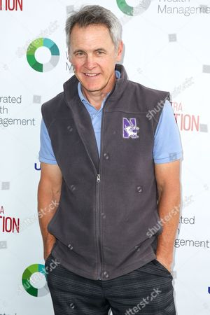 Mark Moses arrives at The SAG-AFTRA Foundation 2016 Los Angeles Golf Classic, in Burbank, Calif
