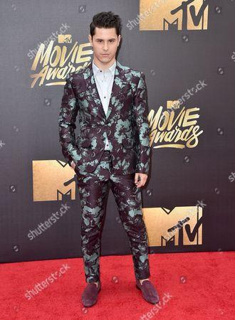 Editorial image of 2016 MTV Movie Awards - Arrivals, Burbank, USA
