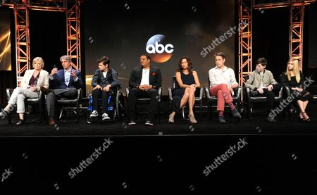 Editorial picture of 2016 Summer TCA - Disney/ABC, Beverly Hills, USA
