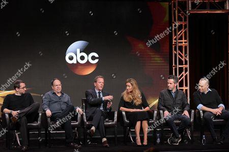Editorial image of 2016 Summer TCA - Disney/ABC, Beverly Hills, USA
