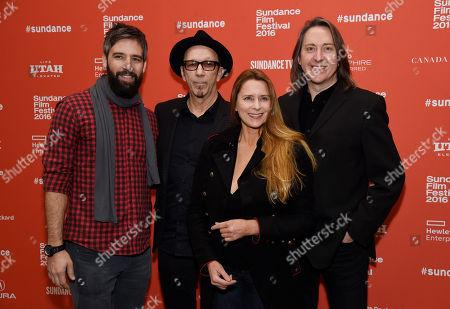 "Editorial photo of 2016 Sundance Film Festival - ""American Epic"" Premiere, Park City, USA"
