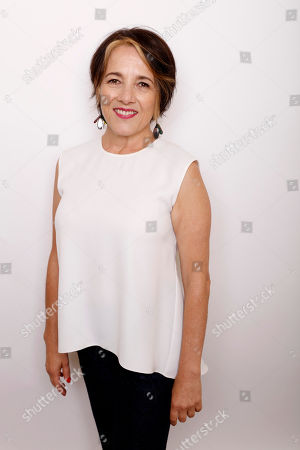 """Actress Paulina Garcia poses for a portrait to promote the film, """"Little Men"""", at the Toyota Mirai Music Lodge during the Sundance Film Festival on in Park City, Utah"""