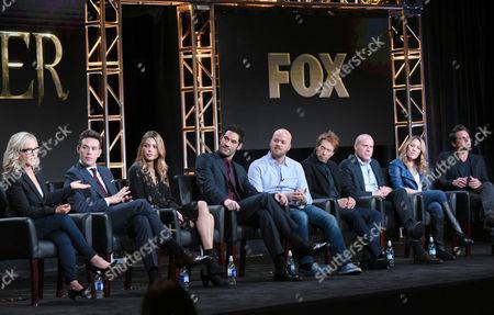 Editorial photo of 2016 Winter TCA - Fox, Pasadena, USA