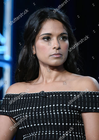 "Dilshad Vadsaria participates in the ""Second Chance"" panel at the Fox Winter TCA, Pasadena, Calif"