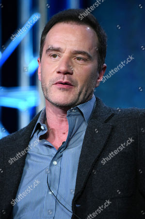"Tim DeKay participates in the ""Second Chance"" panel at the Fox Winter TCA, Pasadena, Calif"