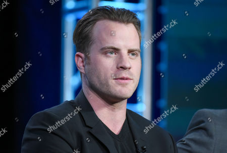 "Rob Kazinsky participates in the ""Second Chance"" panel at the Fox Winter TCA, Pasadena, Calif"