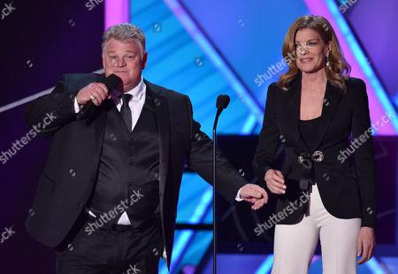 Editorial image of 20th Annual Critics' Choice Movie Awards - Show, Los Angeles, USA