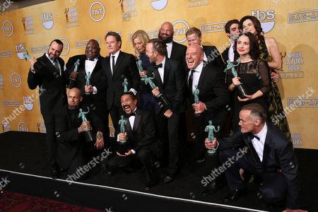 Editorial photo of 20th Annual SAG Awards - Press Room, Los Angeles, USA