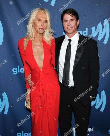 Editorial picture of 24th Annual GLAAD Media Awards, New York, USA