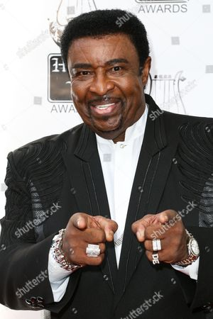 Singer Dennis Edwards attends the 26th Annual Heroes and Legends Awards held at The Beverly Hills Hotel, in Beverly Hills, Calif