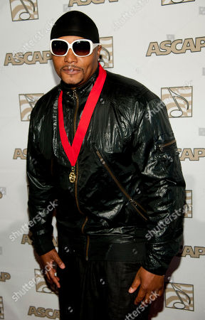 Malik Yusef poses at the 26th Annual ASCAP Rhythm and Soul Music Awards at the Beverly Hilton Hotel on in Beverly Hills, Calif