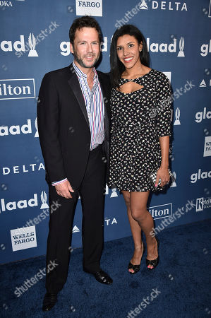 Editorial image of 27th Annual GLAAD Media Awards - Arrivals, Beverly Hills, USA