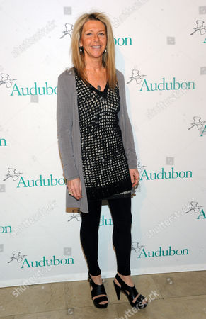 Jayni Chase attends the National Audubon Society's 2nd Annual Gala Dinner, in New York