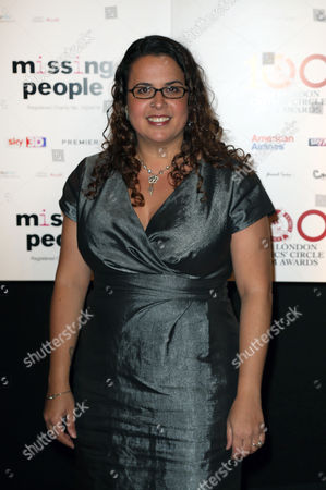 Sally El Hosaini seen at the 33rd London Critics Circle Film Awards at the May Fair Hotel, in London